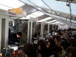 forte affluence au stand « Installation Electrique »